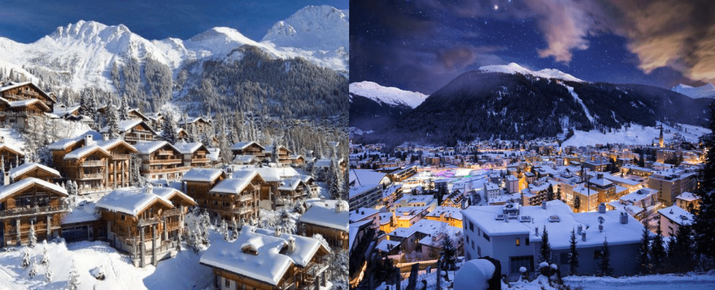Verbier and Davos