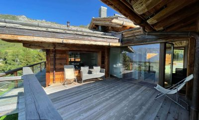 Exceptional Chalet with private Spa and Pool