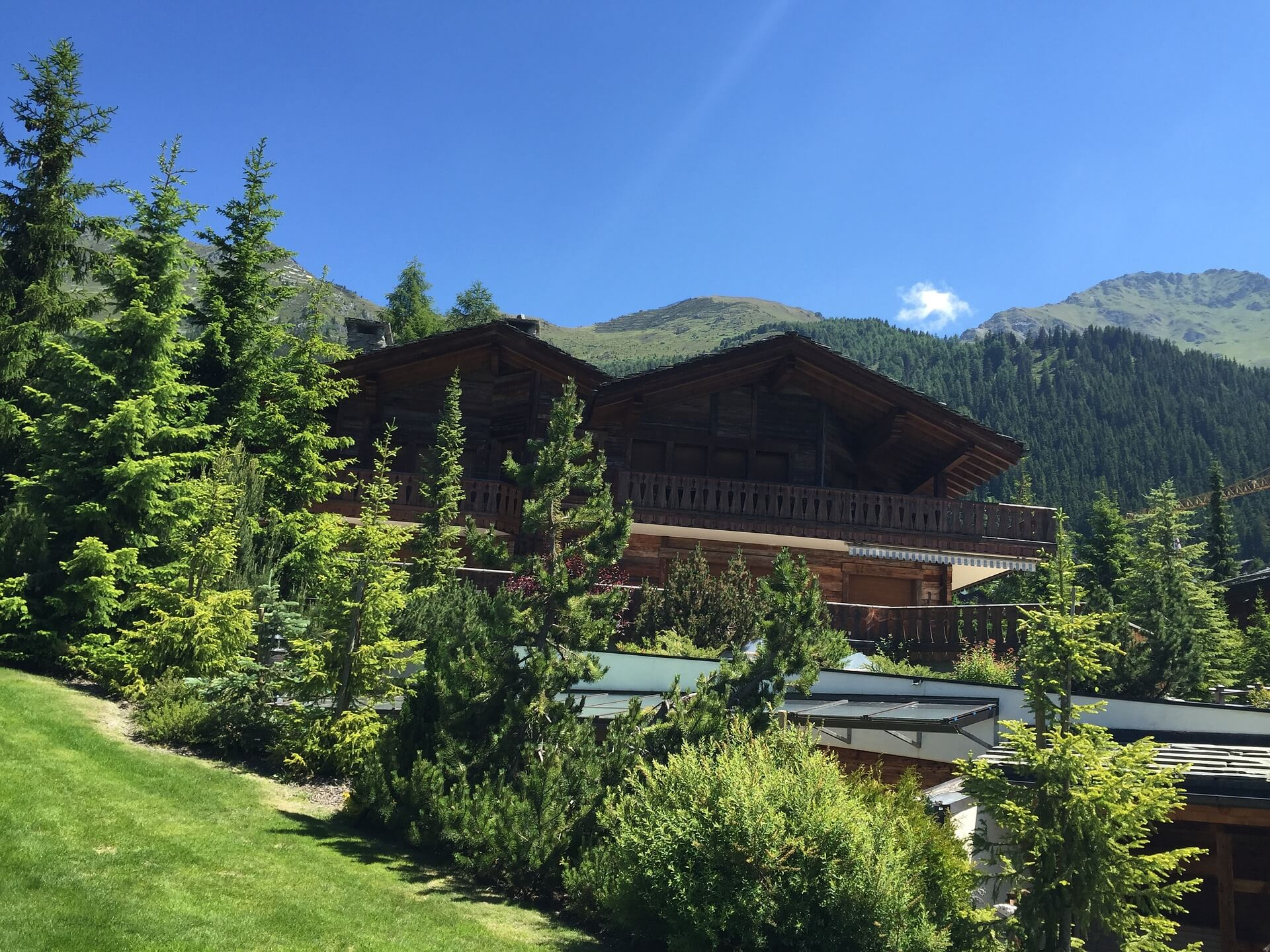A house in Verbier